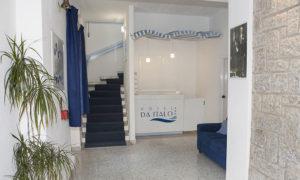Reception Hotel da Italo