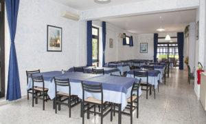 Sala colazioni Hotel da Italo